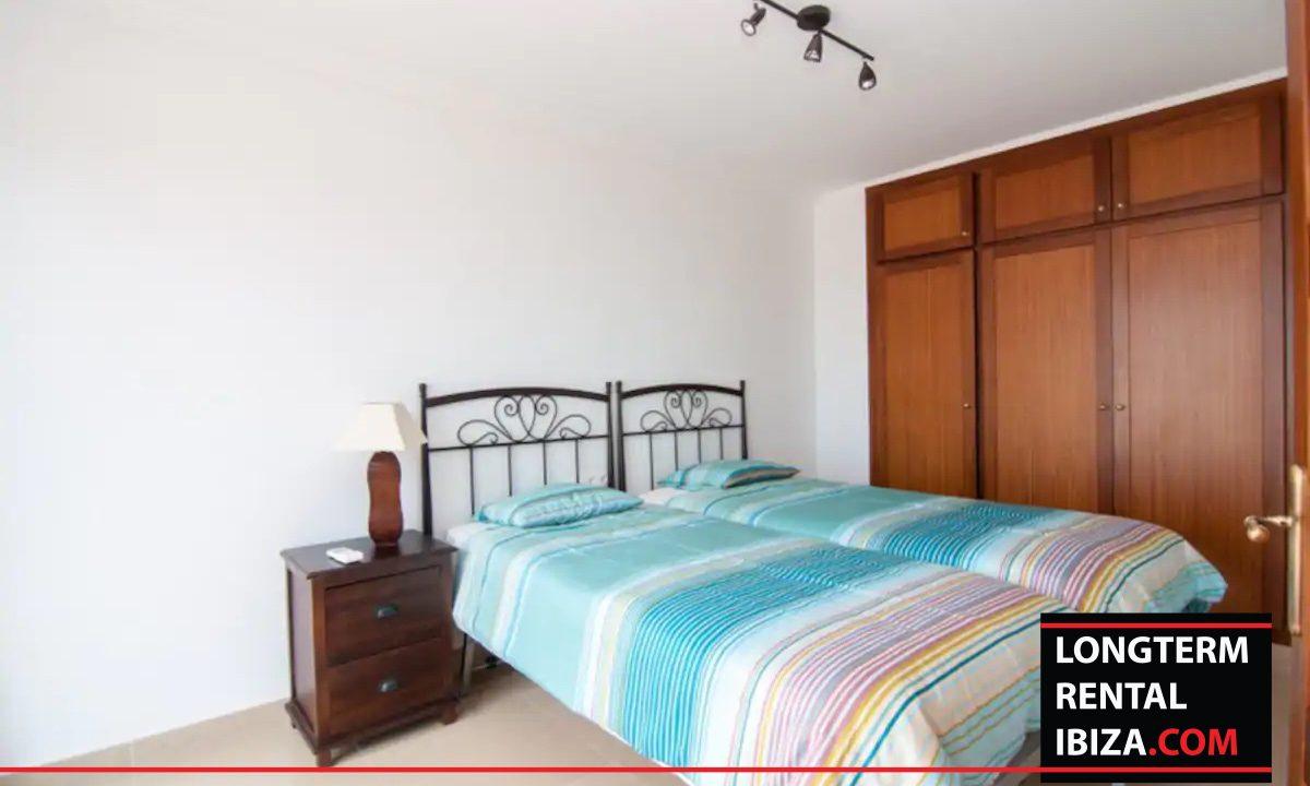 Long term rental ibiza - Villa Vista Talamanca 23