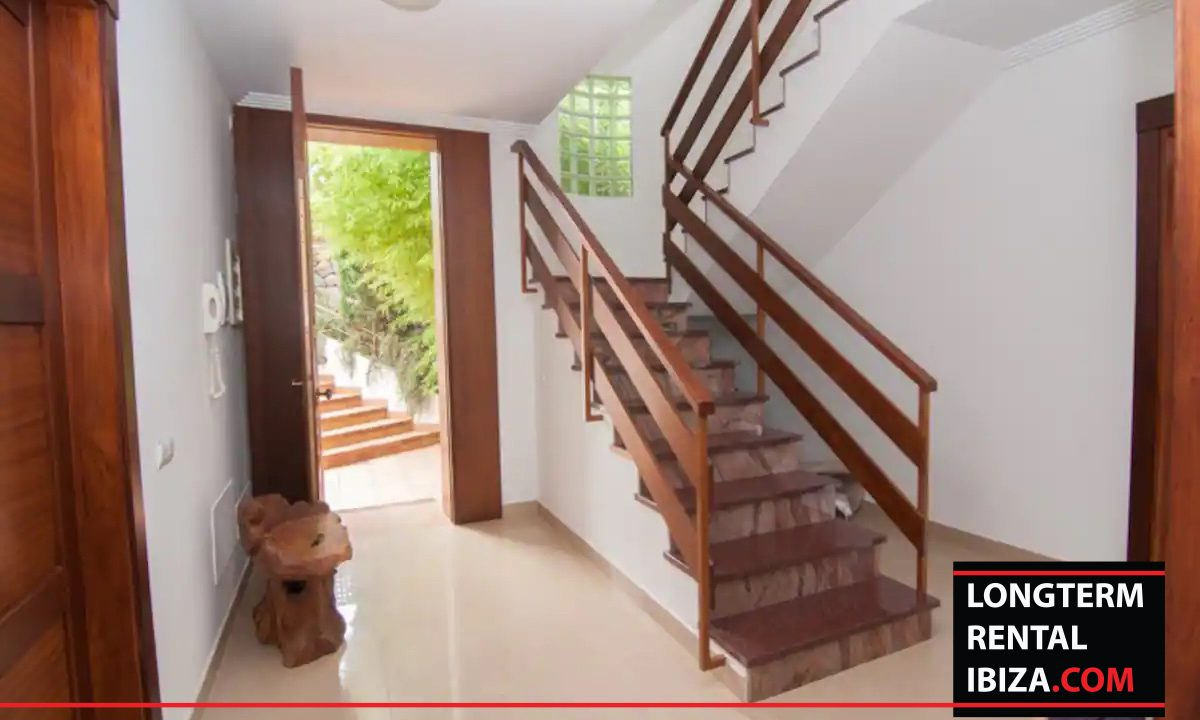 Long term rental ibiza - Villa Vista Talamanca 25