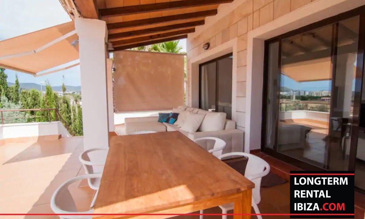 Long term rental ibiza - Villa Vista Talamanca 27