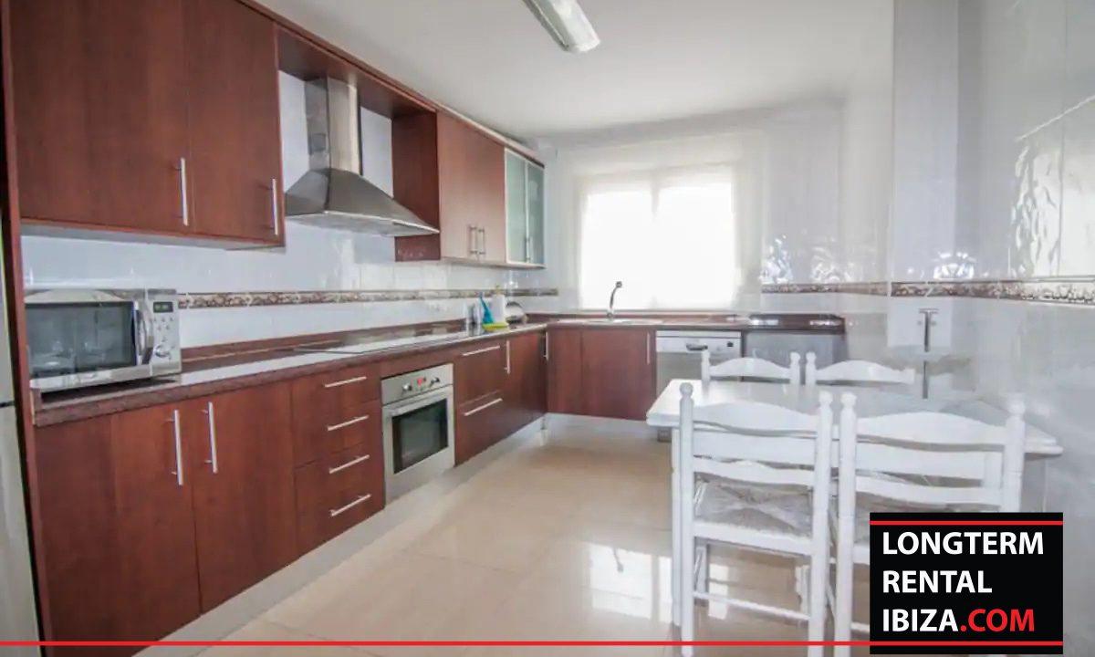 Long term rental ibiza - Villa Vista Talamanca 28