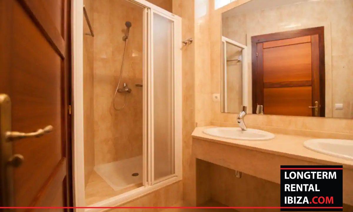 Long term rental ibiza - Villa Vista Talamanca 29