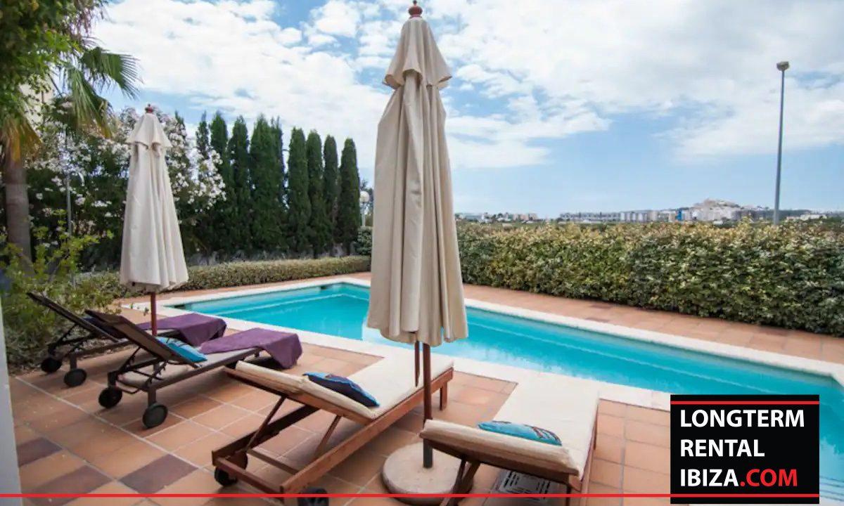 Long term rental ibiza - Villa Vista Talamanca 3
