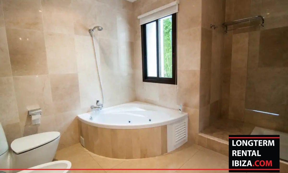 Long term rental ibiza - Villa Vista Talamanca 30