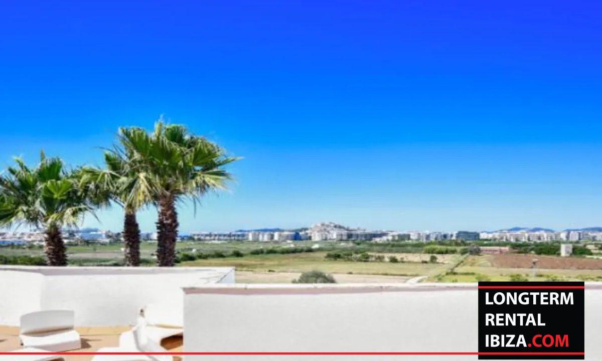Long term rental ibiza - Villa Vista Talamanca 34
