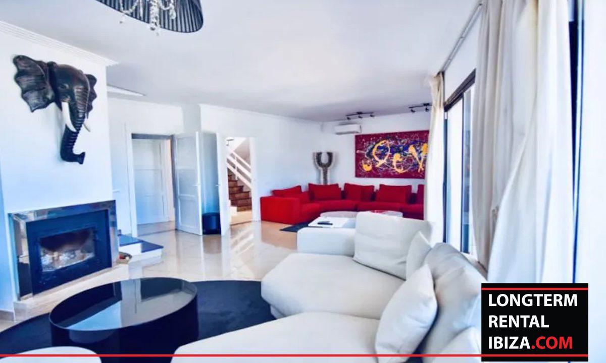 Long term rental ibiza - Villa Vista Talamanca 35