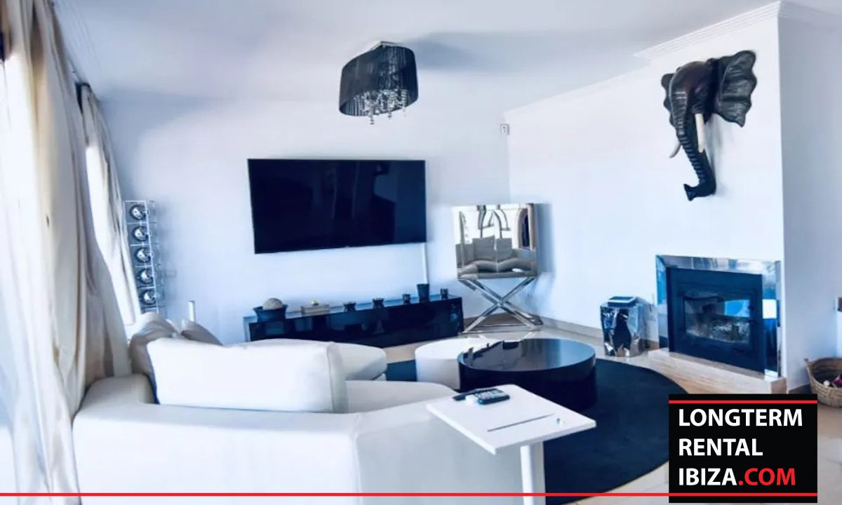 Long term rental ibiza - Villa Vista Talamanca 36