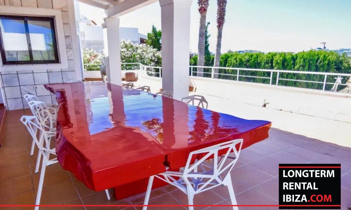 Long term rental ibiza - Villa Vista Talamanca 38