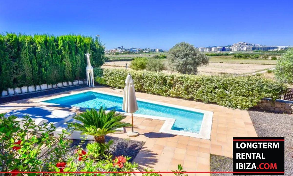 Long term rental ibiza - Villa Vista Talamanca 39