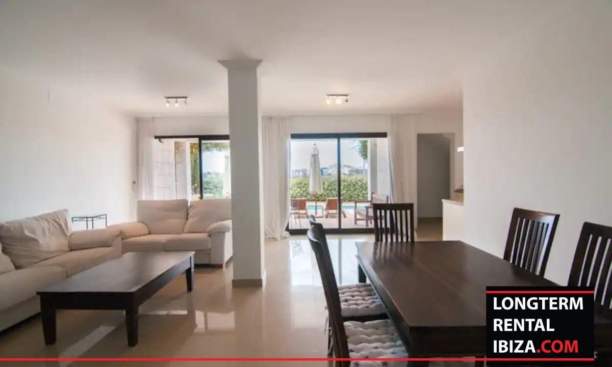 Long term rental ibiza - Villa Vista Talamanca 4
