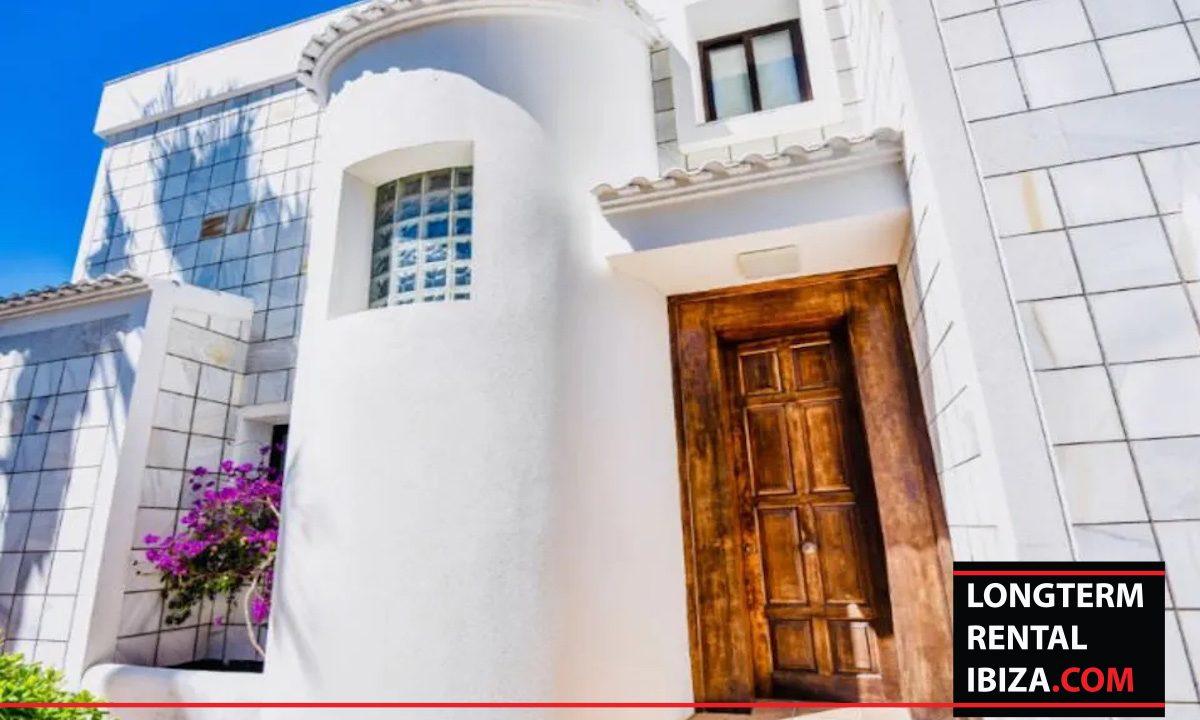 Long term rental ibiza - Villa Vista Talamanca 40