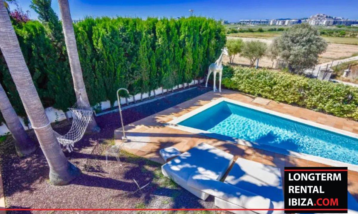 Long term rental ibiza - Villa Vista Talamanca 41