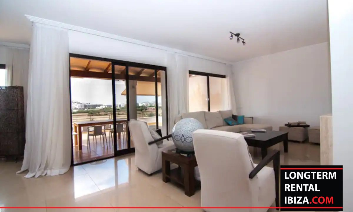 Long term rental ibiza - Villa Vista Talamanca 6