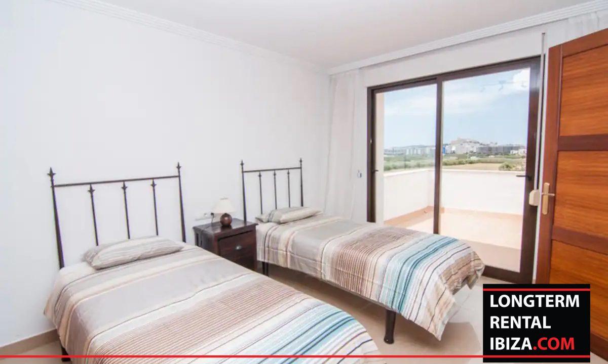 Long term rental ibiza - Villa Vista Talamanca 7