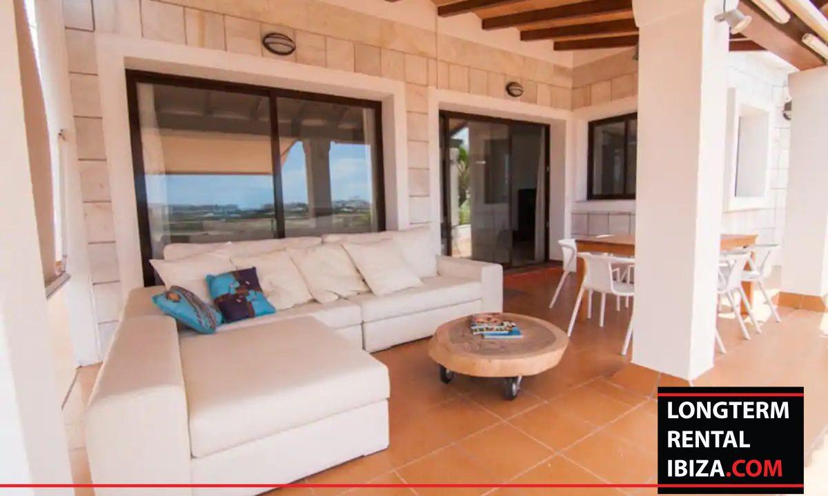 Long term rental ibiza - Villa Vista Talamanca 8