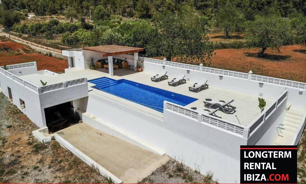 Long term rental Ibiza - Villa Victi